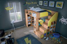 chambre d'enfant sur mesure
