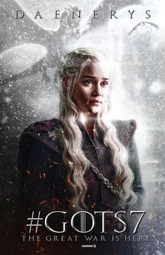 """I am going to break the wheel"" - Daenerys Targaryen #GOTS7 #GameOfThrones #DaenerysTargaryen #Khaleesi #MotherOfDragons #AswaDesigns  Check out my @Behance project: ""Daenarys #GOTS7"" https://www.behance.net/gallery/52526983/Daenarys-GOTS7"