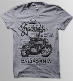 03d68c1d910 Motor Works T-Shirt Design Shirts Online