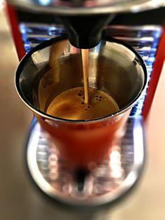 Guten Morgen…auf in den Dienstag mit einem #Arpeggio #Kaffee von @Nespresso #whatelse #ShotoniPhone #iPhoneSE #camera+ #tadaa