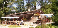 Siebenhütten im Tegernseer Land mit tollen Badegumpen entlang der Hofbauernweißach • von Siebenhütten Wanderung in die malerische Wolfsschlucht (45min)