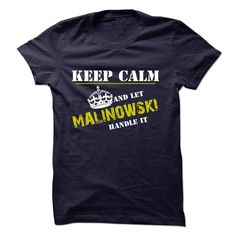 #Funnyt-shirts... Nice T-shirts  Price :$22.90 sevenPurchase Now  Low cost Codes View pictures & photographs of Let MALINOWSKI Handle It t-shirts & hoodies:In the event you don't completely love our design, you possibly can SEARCH your favourite one through ...