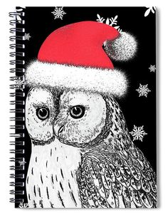 Snowflake Background, Notebooks For Sale, Christmas Owls, Lined Page, Fine Art America, Snowflakes, Crochet Hats, Paper, Artwork