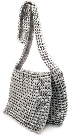 - soda can pull tabs