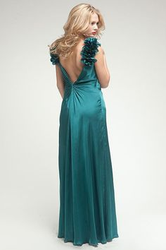 Hollywood Glam Dress- Vintage Inspired Evening Gown in Teal Rent Prom Dresses, Pageant Dresses, Bridesmaid Dresses, Formal Dresses, Bridesmaids, Cheap Flower Girl Dresses, Girls Dresses, Hollywood Glam Dress, Vintage Inspired Dresses