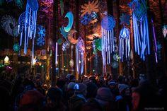 Forest party in Switzerland (Raum der Zeit im Quadratischen Kreis)