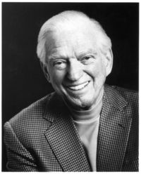 Sidney Sheldon...one of my fave authors!  Read all his books and the ones that were written after he passed away!