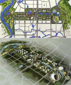 Shouzhan Urban Design