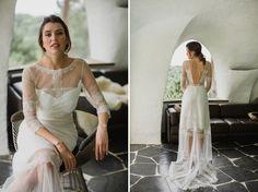 Mes coups de coeur robes de mariée dos nu | Look Mariage | Queen For A Day…