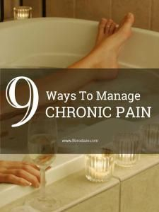 9 Ways To Manage Chronic Pain At Home