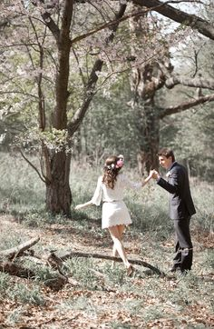 Cherry Blossom   Engagement Shoot
