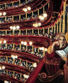 Ione Citrin - Night at the Opera
