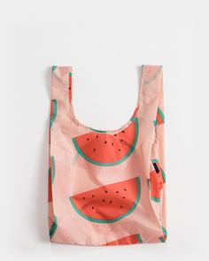 Our best selling reusable bag is not just for the grocery store. Carry in your hand or over your shoulder. Holds 2-3 plastic grocery bags worth of stuff. Folds
