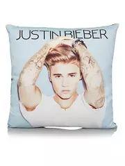 Justin Bieber Cushion - 43x43cm