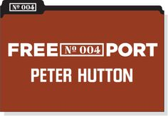 Click the folder for a behind-the-scenes video with FreePort artist Peter Hutton