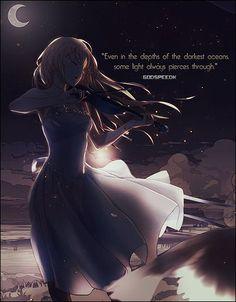 Miyazono Kaori - Your lie in April / Shigatsu wa Kimi no Uso Sad Anime Quotes, Manga Quotes, Sad Quotes, I Love Anime, Me Me Me Anime, Hikaru Nara, Kaai Yuki, Anime Manga, Anime Art
