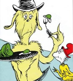 Seuss: Happy Birthday Celebration Activities Green Eggs and Ham Recipe Song and Much More! Seuss: Happy Birthday Celebration Activities Green Eggs and Ham Recipe Song and Much More! Dr Seuss Illustration, Happy Birthday Celebration, Learning Stations, Green Eggs And Ham, Ham Recipes, Children's Literature, Illustrators, Drawings, Dr Suess