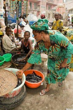 Jankara Market, Lagos, Nigeria