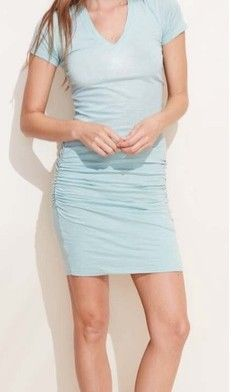 Monrow TShirt Dress #GuysNGals #Styleshack #Monrow