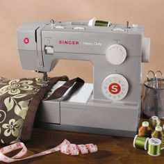 Win a Free SINGER® HEAVY DUTY 4423 Sewing Machine ($249.99 Value)!!