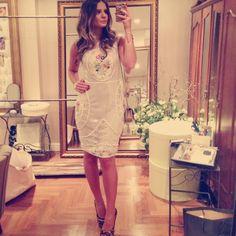 dress by Miss Mano