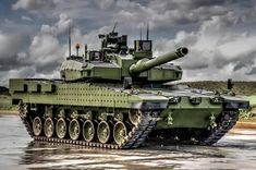 A solução da Turquia: Main Battle Tank – Altay da Otokar