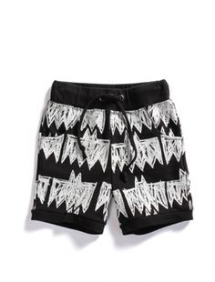Buy Minti Hudson Short Bat Black