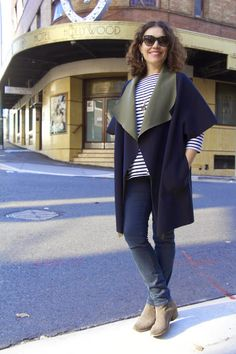 Tessuti Fabrics - NEW :: The Sydney Jacket Pattern