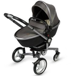 Aston Martin's new Silver Cross Surf baby stroller, yours for just $3,000.