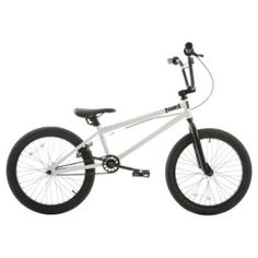 Bike Games Bmx Framed FX X BMX Bike White