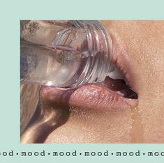 mood hydratation intense Photo via Marie Claire, Mood, Lipstick, Instagram, Beauty, Lipsticks, Beauty Illustration