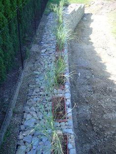 gabion planter options
