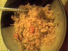 "Lucile's Crawfish Jambalaya! ""very gud""  @allthecooks #recipe #cajun #spicy #crawfish #easy #hot"
