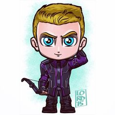 Age of Ultron: Hawkeye!! Digging the new long...