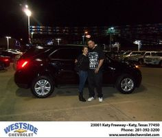 Happy Birthday to Christian Z Hernandez from Palos Jose and everyone at Westside Chevrolet! #BDay