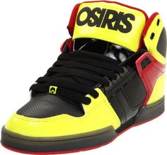 $75.00-$75.00 Osiris Men's NYC 83 Fashion Sneaker,Yellow/Black/Red,5 M US -  http://www.amazon.com/dp/B00597LXP0/?tag=icypnt-20