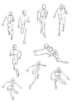 Gesture Drawings of People - Bing Images
