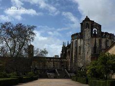 Convento de Cristo, Templer, Tomar, Burg, Castell, Mauern, Sehenswürdigkeit, Schloss, Portugal
