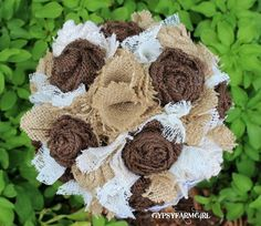 Burlap Crafts Projects | Craft Projects