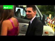 BARCELONA WEDDING Xavi gets married