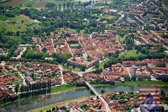 Karlovac, Croatia- I left part of my heart there. I'd like to visit again and again and again.