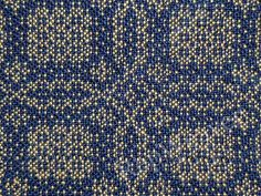 Double Weave Overshot coasters by RepWeaver - detail Weave, Coasters, Rugs, Detail, Decor, Farmhouse Rugs, Decoration, Hair Lengthening, Coaster