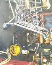 automaçao para carrinhos de supermercado