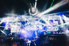 Ultra Music Festival's Main Stage 2015