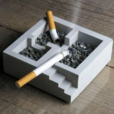 Kiso Ashtray, $29, now featured on Fab.
