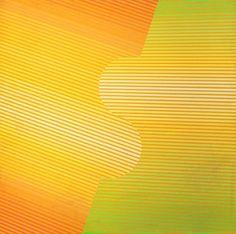 Sin título (Amarilla), 1974-75 - Serigrafía