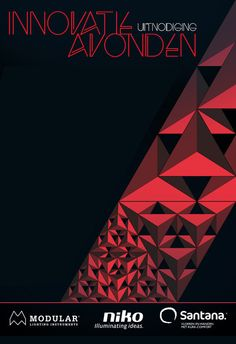 Graphics for the Innovatie-Avonden.