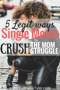 "Single Moms are stronger than you think. I was a ""single mom"" for one week and I now have a new respect for single parents. It's only funny after the fact."