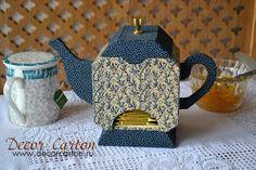 tea bag caddy inspiration