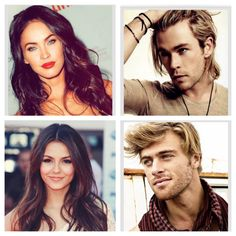 Anna, Griffin, Kiera, and Kellan in Thoughtless